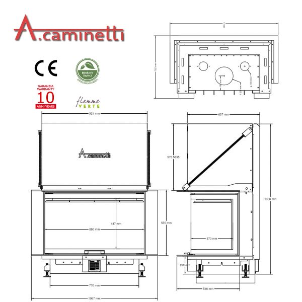 acaminetti-90 size