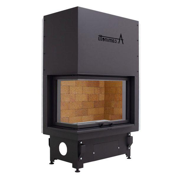 Acaminetti-corner-90cm (glass 75x45x37cm)rustic-1650euro (black 1375euro)